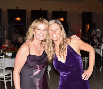 Laurie Kelley and Mandy McCullough