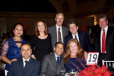 LA Kelley Communications Table
