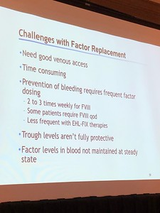 HOPE 2019 04 Slide Challenges with Factor