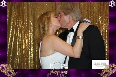 HOPE 2019 23 Postcard kiss