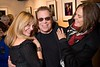 Designer Robin Brazy, photographer Tony Bonanno, actress Ali McGraw
