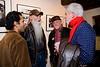 Taos artists huddle