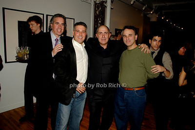 David Kleiman, Tony Seidan, Michael Namer and Saadia Shapiro