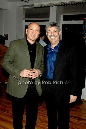 Serge Rozenbaum and Izak Namer