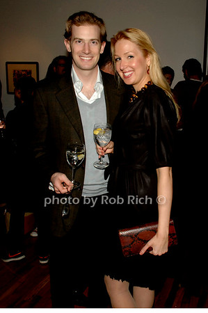 Chandra Kellison and Andrew Curry