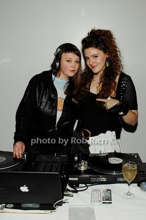 Nicole Nelch and Miz Metro