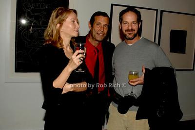 Barabara Adler, Hal Meltzer and Richard Adler