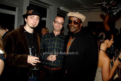 Matt Namer, Peter Dougherty and Fab 5 Freddy