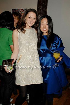 Liv Odegard and Friend