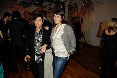 Damacio Ruiz and Flore Boltaro