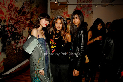 Xiao Wang, Jarah Mariano, Heidi Allende