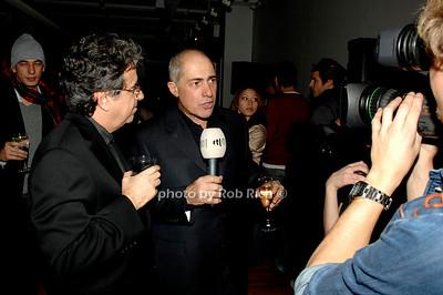 Lee Skolnick and Michael Namer