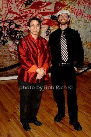 Harriett Irgang and Bryan Neilon