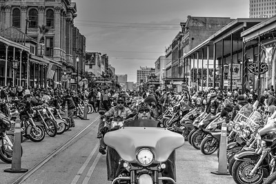 Lone Star Bike Rally 2014 Galveston, Texas