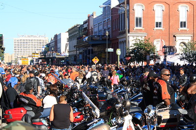 Lone Star Bike Rally 2013 Galveston, Texas