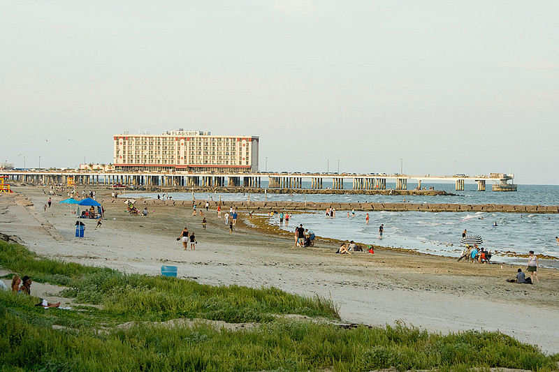 As a comparison, Old Galveston, in happier times