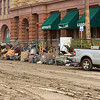 Cleanup along the Strand