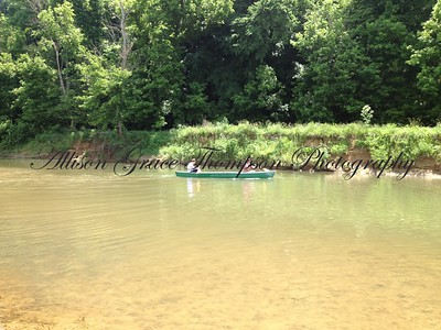 Gamaliel River Race  - June 2013
