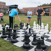 Games on the Green at Westfield State University.