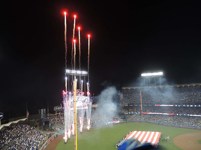 Dodgers Game 10-6-2017
