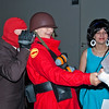 Team Fortress 2 cosplayers at GamesCom