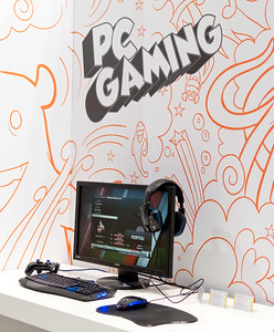 PC Gaming lives! at GamesCom 2011