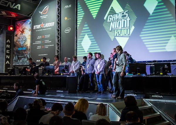 #GamesNightKyiv - Art 2013