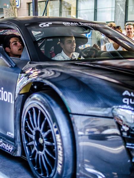 Gran Turismo @ Gamescom 2012