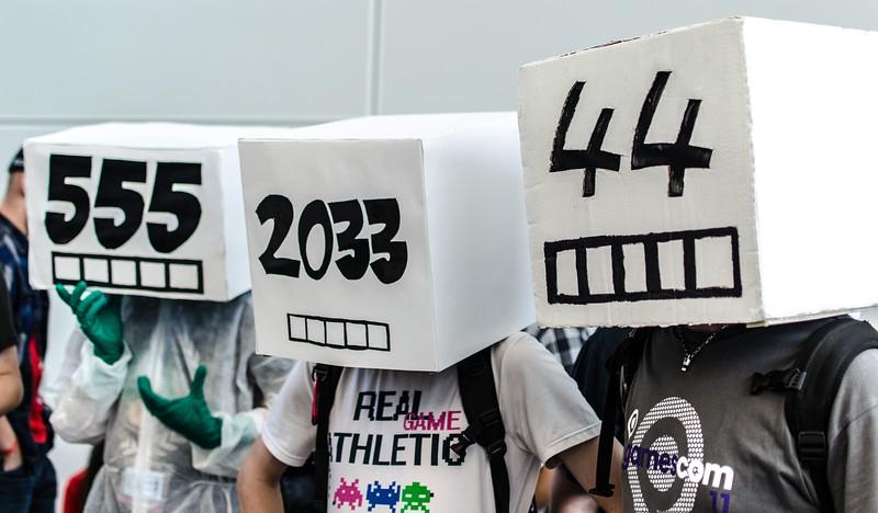 All hail robots @ Gamescom 2012