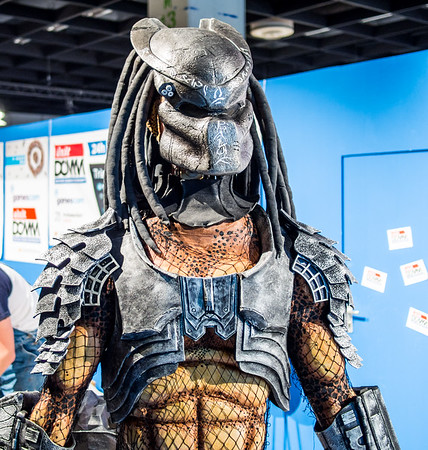 Predator at Gamescom 2013