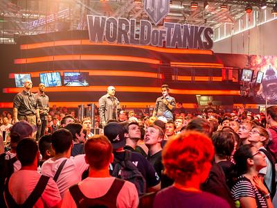 Wargaming at Gamescom 2015