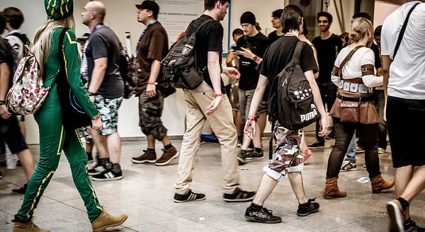 Kick-Ass at Gamescom 2015