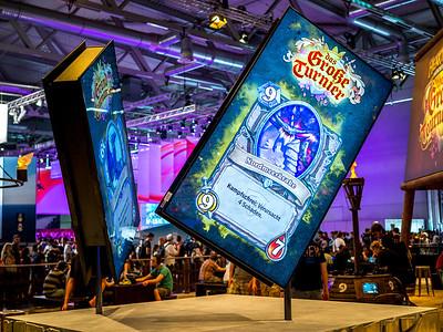 Hearthstone at Gamescom 2015