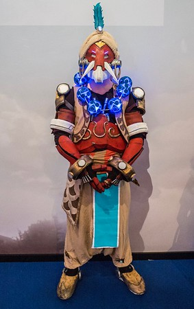 Cosplay at Gamescom 2017