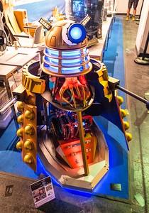 Dalek-shaped PC mod