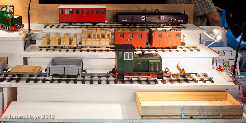 Locomotives and rolling stock for sale at Brandbright Ltd