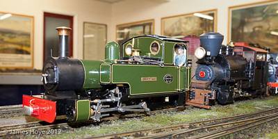 Mwch Grumblyn layout, Guildford Model Railway Society