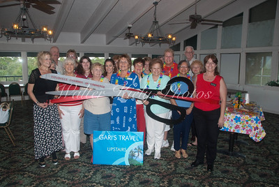 Gari's Travel Ribbon Cutting