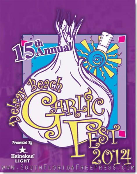 Garlic Fest - 2014