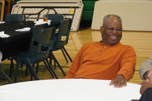 Rev Clifton Riley