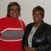 Connie Jenkins & Yvonne Scott