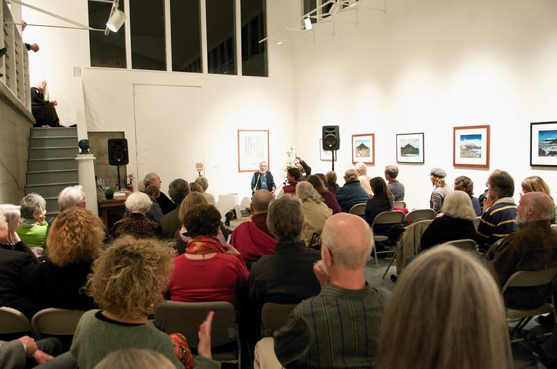 Tom Killion & Gary Snyder @ the O'Hanlon Center