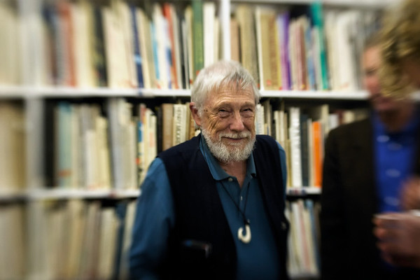 Gary Snyder & Tom Killion @ O'Hanlon Center for the Arts