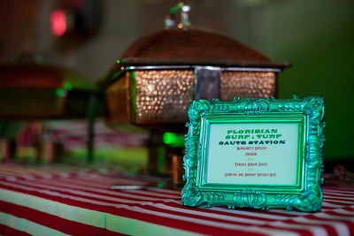 Vintage signage by MMD Events - http://www.mmdevents.com  Photo By K and K Photography - http://www.kandkphotography.com/