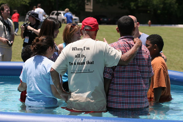 Gateway Baptism - May 18, 2008 - 3rd Service