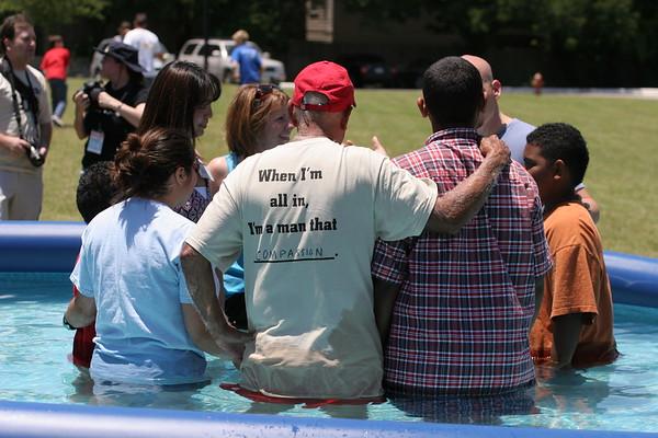 Gateway Baptism - May 18, 2008 - 3rd Service