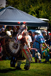 © Heather Stokes Photography - Gathering at The Falls Pow Wow 2017 - 12