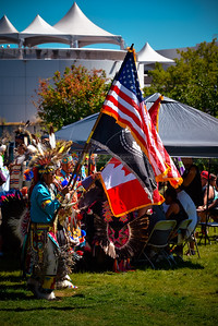 © Heather Stokes Photography - Gathering at The Falls Pow Wow 2017 - 1