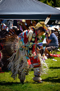 © Heather Stokes Photography - Gathering at The Falls Pow Wow 2017 - 15