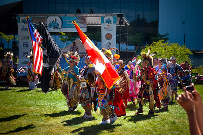 © Heather Stokes Photography - Gathering at The Falls Pow Wow 2017 - 11